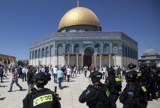 الكيان الصهيوني يقتحم باب المغاربة