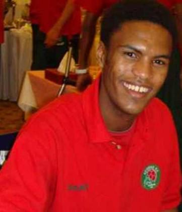 اللاعب احمد عكاش