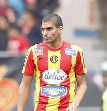 اللاعب التونسي حاتم