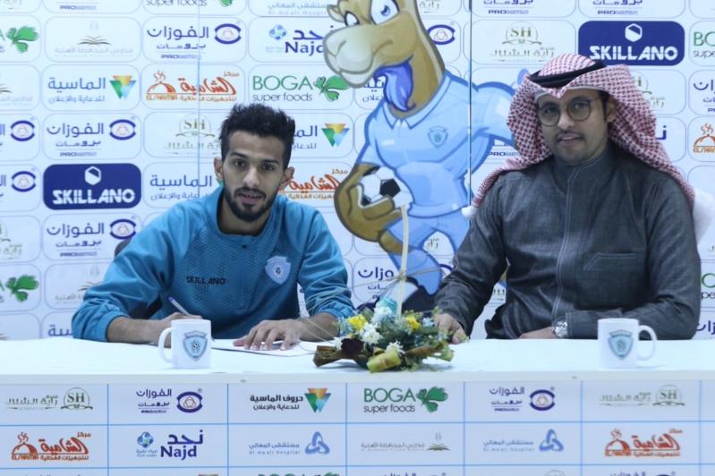 اللاعب حسين حلواني