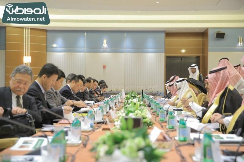 اللجنة السعودية اليابانية المشتركة