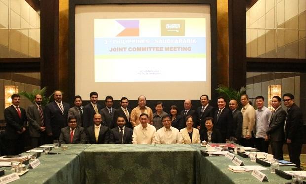 اللجنة المشتركة بين المملكة وجمهورية الفلبين في اجتماعها الثالث