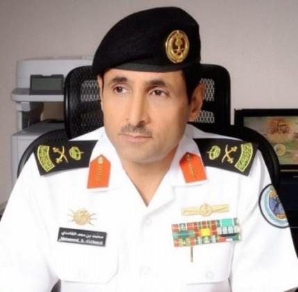 اللواء البحري محمد بن سعد الغامدي