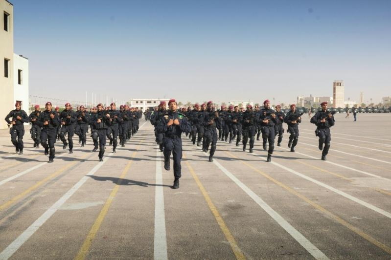 """اللواء العتيبي يتفقد جاهزية الوحدات المشاركة بالتمرين المشترك """"أمن الخليج العربي1"""" (12)"""