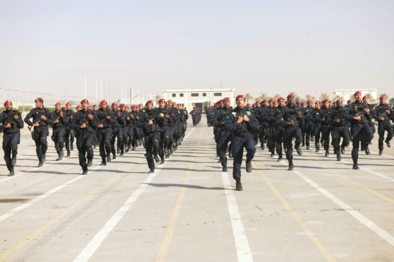 """اللواء العتيبي يتفقد جاهزية الوحدات المشاركة بالتمرين المشترك """"أمن الخليج العربي1"""" (13)"""