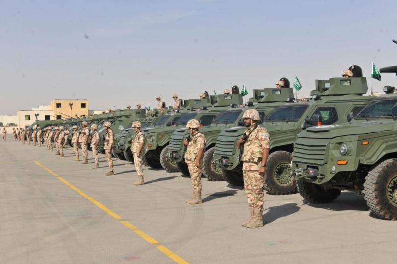 """اللواء العتيبي يتفقد جاهزية الوحدات المشاركة بالتمرين المشترك """"أمن الخليج العربي1"""" (14)"""