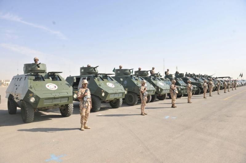 """اللواء العتيبي يتفقد جاهزية الوحدات المشاركة بالتمرين المشترك """"أمن الخليج العربي1"""" (15)"""