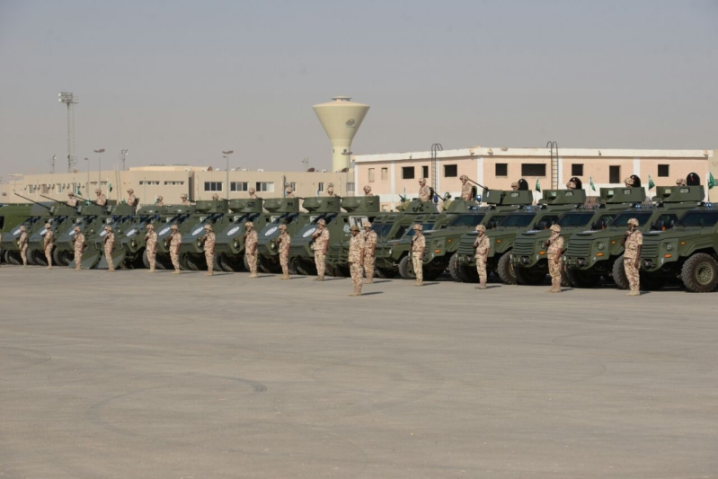 """اللواء العتيبي يتفقد جاهزية الوحدات المشاركة بالتمرين المشترك """"أمن الخليج العربي1"""" (19)"""