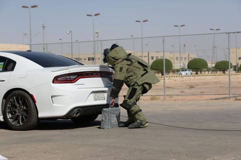 """اللواء العتيبي يتفقد جاهزية الوحدات المشاركة بالتمرين المشترك """"أمن الخليج العربي1"""" (21)"""