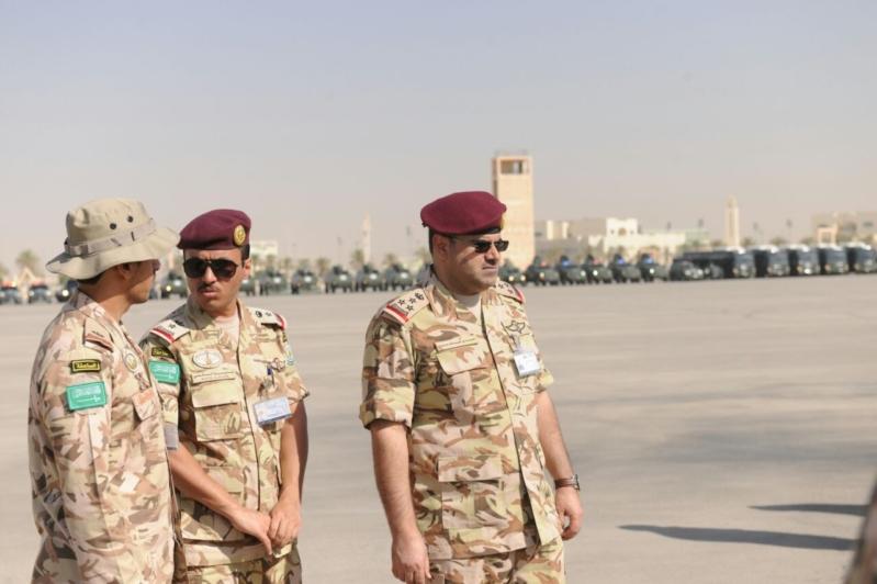 """اللواء العتيبي يتفقد جاهزية الوحدات المشاركة بالتمرين المشترك """"أمن الخليج العربي1"""" (25)"""