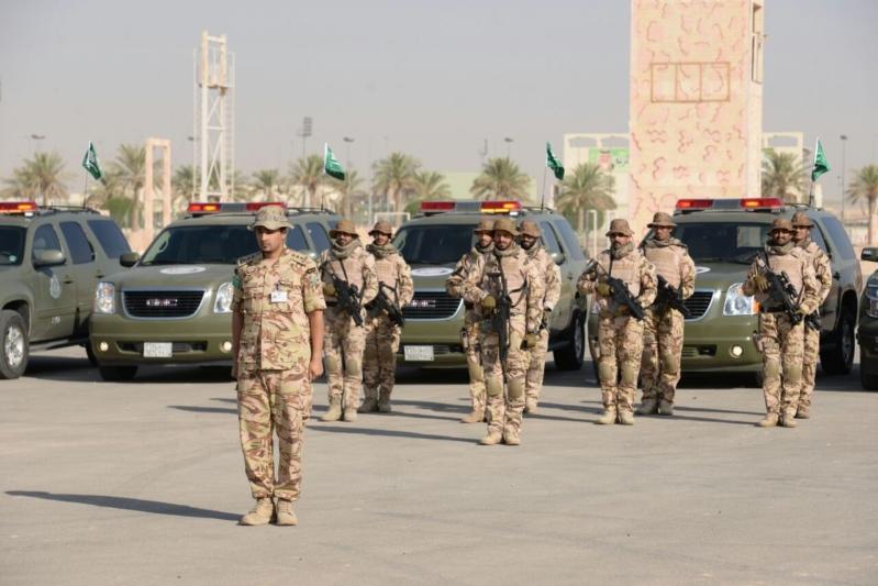 """اللواء العتيبي يتفقد جاهزية الوحدات المشاركة بالتمرين المشترك """"أمن الخليج العربي1"""" (26)"""