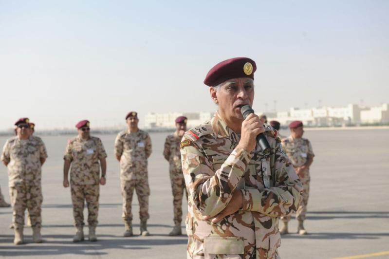 """اللواء العتيبي يتفقد جاهزية الوحدات المشاركة بالتمرين المشترك """"أمن الخليج العربي1"""" (8)"""