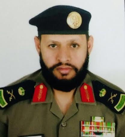 اللواء العمري مدير مدني نجران
