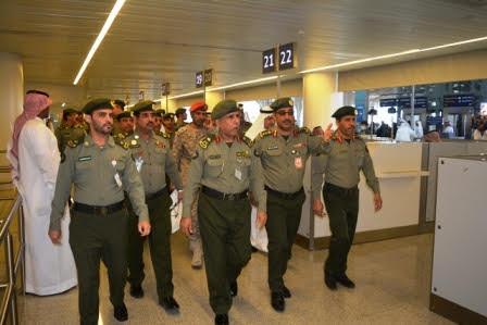 اللواء اليحيى مطار الامير محمد بن عبدالعزيز1