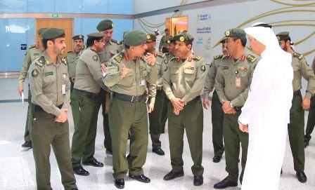 اللواء اليحيى مطار الامير محمد بن عبدالعزيز2