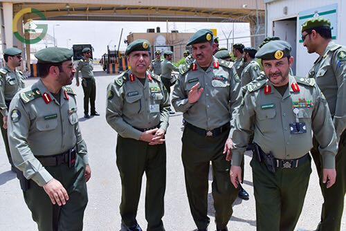 اللواء اليحيى منفذ الوديعة3