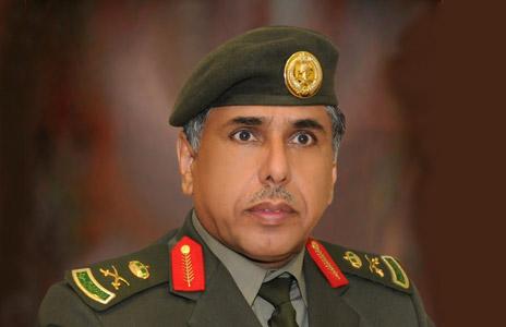 اللواء اليحي مدير الجوازاتaa