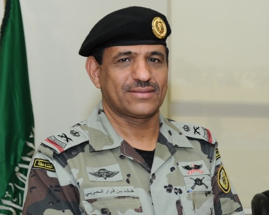 اللواء خالد بن قرار الحربي