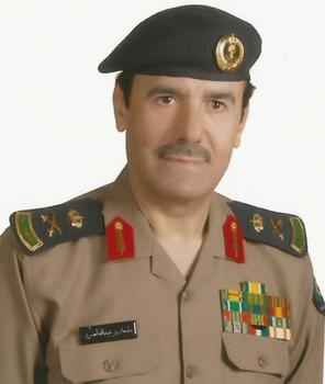 اللواء سليمان بن عبدالله العمرو