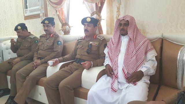 اللواء صالح بن منسي الحارثي