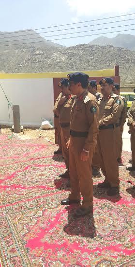 اللواء صالح بن منسي الحارثي1