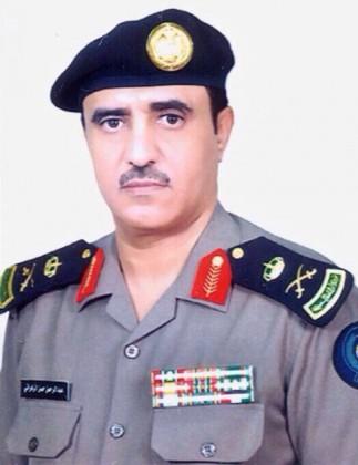 اللواء عبدالرحمن بن حسن الزهراني مدير الدفاع المدني بمنطقة الحدود الشمالية