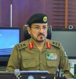اللواء عبدالله الزهراني