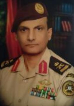 اللواء عبدالله مهدي عبدالله الشهري