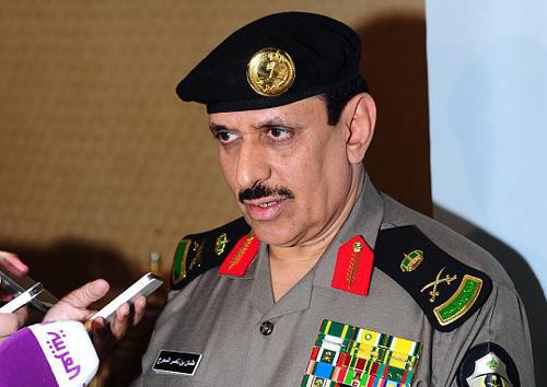 اللواء عثمان بن ناصر المحرج