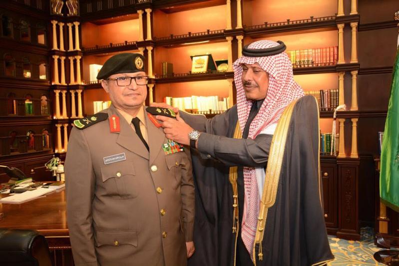 اللواء علي بن محمد بن جبران آل هادي  1