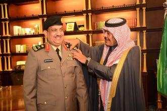 مدير شرطة الباحة ومساعده لرتبة لواء - المواطن
