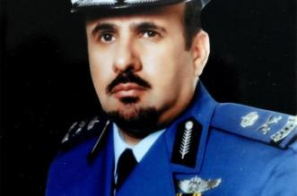 اللواء محمد العتيبي قائد الجوية