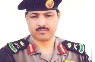 اللواء محمد بن صعب التميمي مدير شرطة منطقة تبوك
