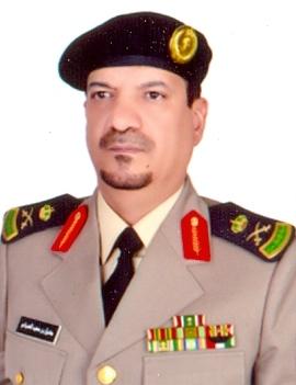 اللواء معتوق بن سعيد الزهراني