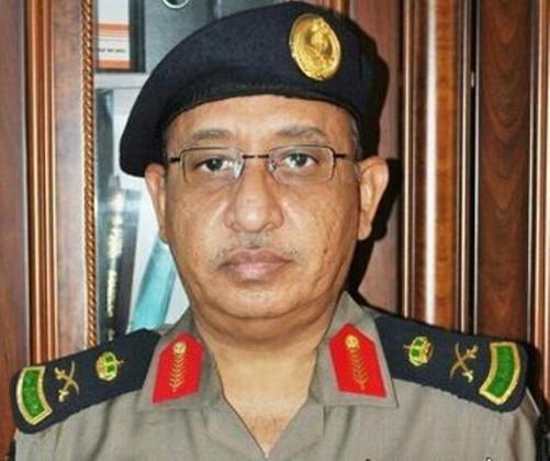 اللواء هاشم صيقل مدير الدفاع المدني منطقة جازان