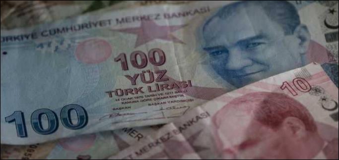 العملة التركية تهبط لمستوى قياسي