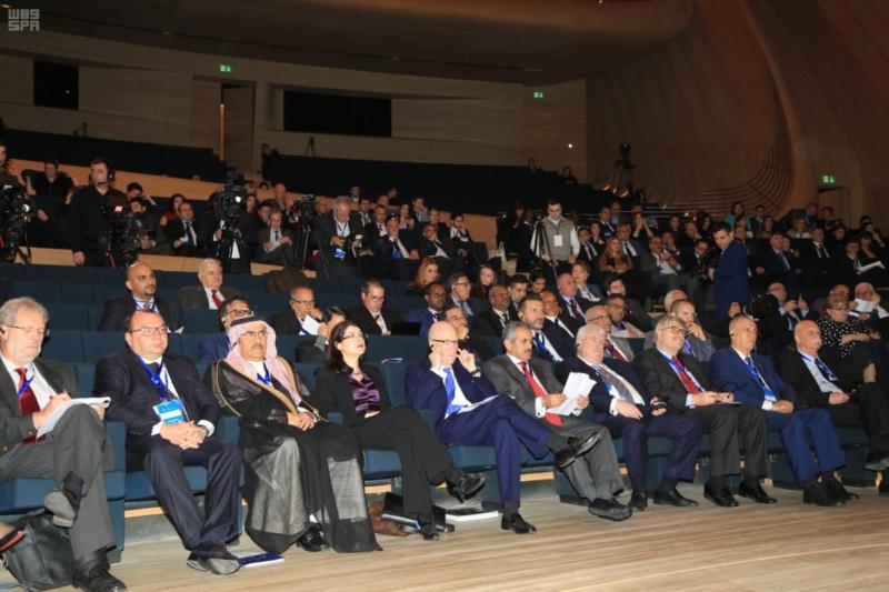 المؤتمر الدولي الخامس لوكالات الأنباء يفتتح أعماله في أذربيجان 12
