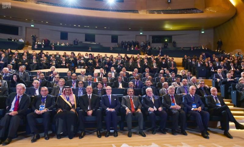 المؤتمر الدولي الخامس لوكالات الأنباء يفتتح أعماله في أذربيجان 3