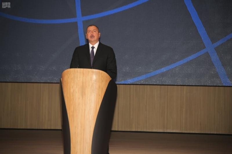 المؤتمر الدولي الخامس لوكالات الأنباء يفتتح أعماله في أذربيجان 4