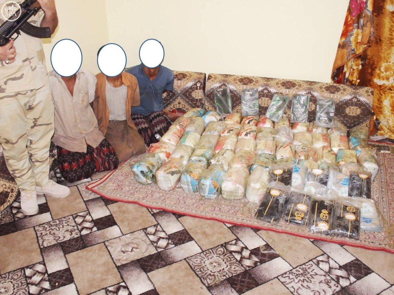 المتحدث الأمني لوزارة الداخلية يكشف عن نتائج تنفيذ مهام رجال الأمن في مكافحة جرائم تهريب وترويج المخدرات والقبض على المتورطين فيها - Copy