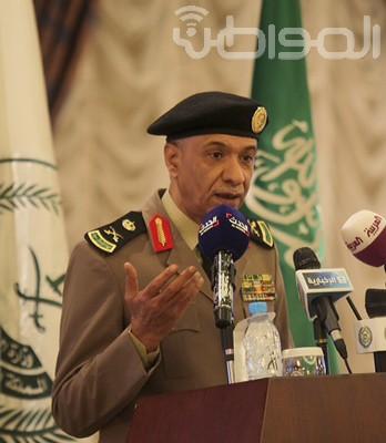 المتحدث الرسمي باسم وزارة الداخلية اللواء منصور التركي - وزاره الداخليه 1