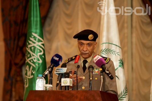المتحدث الرسمي باسم وزارة الداخلية اللواء منصور التركي - وزاره الداخليه  2