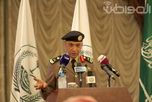 المتحدث الرسمي باسم وزارة الداخلية اللواء منصور التركي - وزاره الداخليه  3