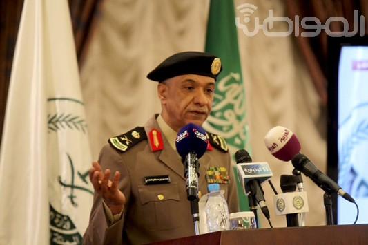 المتحدث الرسمي باسم وزارة الداخلية اللواء منصور التركي - وزاره الداخليه  4