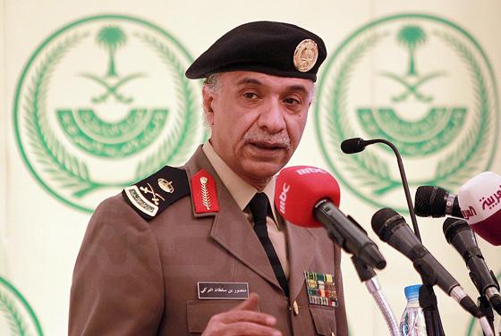المتحدث الرسمي باسم وزارة الداخلية اللواء منصور التركي 6
