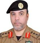 المتحدث الرسمي بشرطة منطقة الحدود الشمالية العقيد الدكتور عويد مهدي العنزي