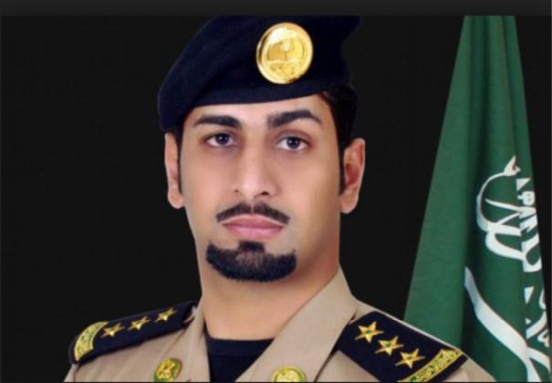 المتحدث الرسمي بقيادة حرس الحدود بالمنطقة الشرقية النقيب عمر بن محمد الأكلبي