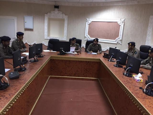 المتحدث الرسمي بمديرية الدفاع المدني بمنطقة المدينة المنورة