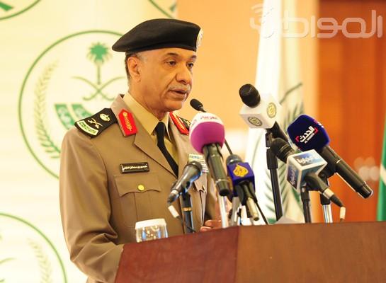المتحدث الرسمي بوزارة الداخلية، اللواء منصور التركي