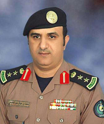 المتحدث الرسمي للدفاع المدني بعسير العقيد محمد بن عبدالرحيم العاصمي